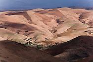 Morocco  ,Atlas mountain , el Gigh area    road from marrakech to the Atlas mountain