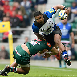 Aviva Premiership Bath Rugby and Leicester Tigers