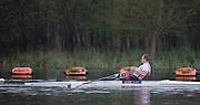 Caversham. Berkshire. UK<br /> ASM M1X, Scott MEENAGH, <br /> 2016 GBRowing, Para Rowing Media Day, UK GBRowing Training base near Reading, Berkshire.<br /> <br /> Friday  15/04/2016<br /> <br /> [Mandatory Credit; Peter SPURRIER/Intersport-images]