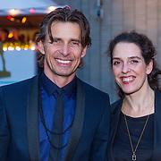 NLD/Utrecht/20130925 - Opening NFF 2012 - premiere Hoe Duur was de Suiker, Hans Ubbink en partner Ans Brom