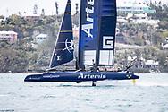 Artemis Racing. 8th of March, 2017, Bermuda