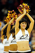 Jan. 28, 2011; Cleveland, OH, USA; Cleveland Cavaliers cheerleaders during the fourth quarter against the Denver Nuggets at Quicken Loans Arena. The Nuggets beat the Cavaliers 117-103. Mandatory Credit: Jason Miller-US PRESSWIRE