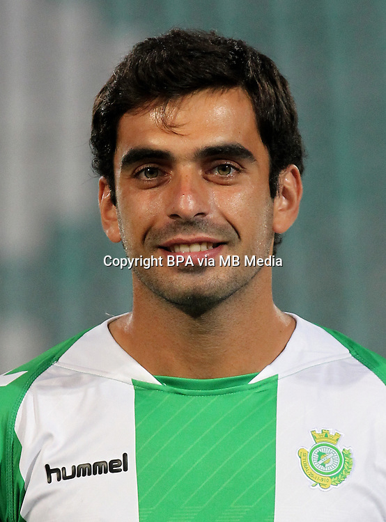 Portugal - Primera Liga Zon-Sagres 2014-2015 / <br /> Tiago Andre Ramos Terroso  &quot; Tiago Terroso &quot;  - <br /> ( Vitoria Setubal FC )
