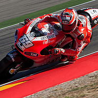 2011 MotoGP World Championship, Round 14, Motorland Aragon, Spain, 18 September 2011, Nicky Hayden