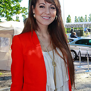 NLD/Rijswijk/20110601 - Uitreiking Talkies Terras Award 2011, Tamara Elbaz