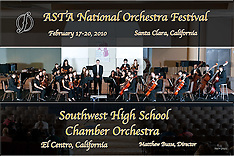 Southwest High School Chamber Orchestra