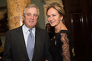 LORD ASTOR; CAROLINE MICHEL, Everyman 25th Anniversary party, Spencer House. St. James' Place. London. SW1. 26 October 2016
