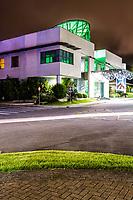 Centro Empresarial de Jaraguá do Sul (CEJAS). Jaraguá do Sul, Santa Catarina, Brasil. / Jaragua do Sul Business Center. Jaragua do Sul, Santa Catarina, Brazil.