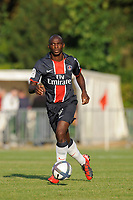 FOOTBALL - FRIENDLY GAMES 2010/2011 - PSG v LEGIA VARSOVIE - 23/07/2010 - PHOTO JEAN MARIE HERVIO / DPPI - ZOUMANA CAMARA (PSG)