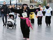 London- The Great Gorilla Run 17 Sep 2016