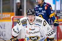2020-01-17 | Rauma, Finland : Kärpät (27) Miska Humaloja during the game between Lukko-Kärpät in Kivikylän Areena ( Photo by: Elmeri Elo | Swe Press Photo )