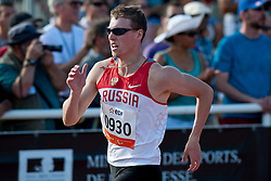 ZVEREV Alexander, RUS, 400m, T13, 2013 IPC Athletics World Championships, Lyon, France
