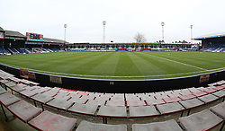 A general view of Kenilworth Road home of Luton Town - Mandatory by-line: Joe Dent/JMP - 19/01/2019 - FOOTBALL - Kenilworth Road - Luton, England - Luton Town v Peterborough United - Sky Bet League One