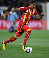 Kevin Prince BOATENG (Ghana) during the 2010 FIFA World Cup South Africa Quarter Final match between Uruguay and Ghana at the Soccer City stadium on July 2, 2010 in Johannesburg, South Africa.
