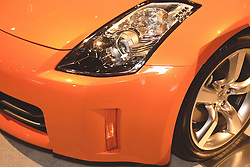 08 February 2007: 2007 Nissan 350Z. The Chicago Auto Show is a charity event of the Chicago Automobile Trade Association (CATA) and is held annually at McCormick Place in Chicago Illinois.