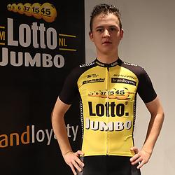 22-12-2016: Wielrennen: Presentatie Lotto Jumbo: Rijswijk  <br /> Daan Olivier mag in april weer gaan koersen