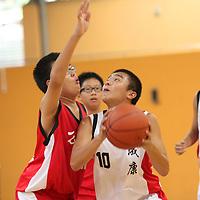 2013 C Div Bball – Catholic High vs Seng Kang