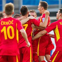 20140703: SLO, Football - Europa League Qualifications, 1st Round, NK Rudar Velenje vs KF Laci