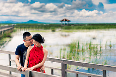 Hua Hin Pre Wedding Photography: Khao Sam Roi Yot & Hua Hin Beach