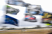 20th May 2018, Winton Motor Raceway, Victoria, Australia; Winton Supercars Supersprint Motor Racing; Chaz Mostert drives the number 55 Tickford Racing Ford Falcon FG X