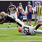 2006 Saints at Browns