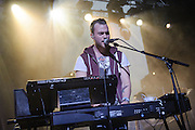 Photos of the Icelandic musician Ásgeir performing live at Harpa during Iceland Airwaves Music Festival in Reykjavik, Iceland. November 2, 2013. Copyright © 2013 Matthew Eisman. All Rights Reserved