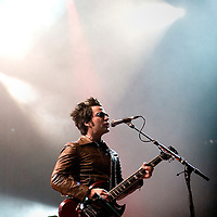 The Stereophonics play live at the SECC..Kelly Jones