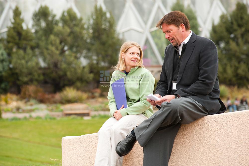 CEO Brian Vogt & Dir. of Research Jennifer Ramp Neale