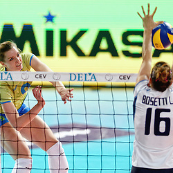 20150927: NED, Volleyball - 2015 CEV European Championship Women, Italy vs Slovenia