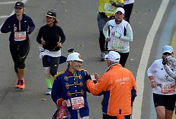 03-11-2013 ALGEMEEN: BVDGF NY MARATHON: NEW YORK <br /> De NY marathon werd weer een groot succes voor de BvdGf. Alle lopers hebben met prachtige tijden de finish gehaald / <br /> ©2013-FotoHoogendoorn.nl