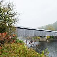 Mt Orne Covered Bridge, Lunenburg, Vermont. All Content is Copyright of Kathie Fife Photography. Downloading, copying and using images without permission is a violation of Copyright.