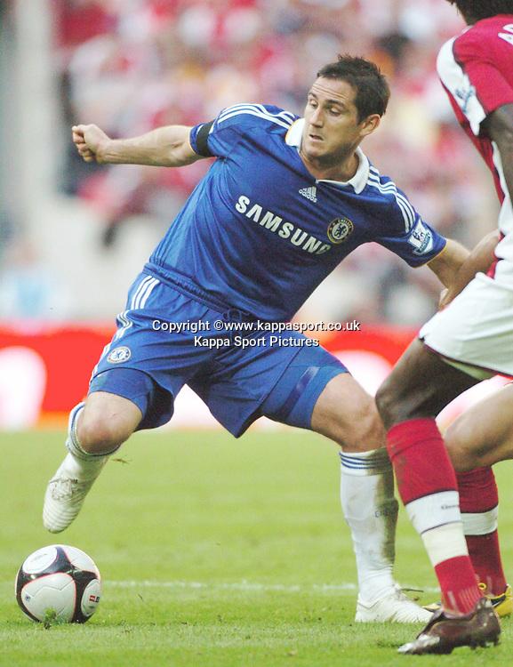 FRANK LAMPARD, CHELSEA, Arsenal v Chelsea, FA Cup Semi Final, Wembley Stadium, Saturday 18th April 2009