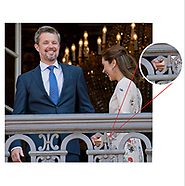 Crown Prince Frederick & Crown Princess Mary