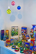 Spanish village, Artist Pottery, Art Center,  Balboa Park, San Diego, Ca
