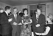 26/09/1962<br /> 09/26/1962<br /> 26 September 1962<br /> 40th Anniversary Party for Maindenform Inc., at the Gresham Hotel, Dublin.