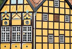 Westphalian open-air museum, or Freilichtmuseum  in Hagen, Ruhrgebeit, North Rhine-Westphalia, Germany