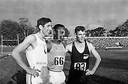 Athletics International at Santry<br /> 17.07.1961