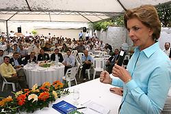 A candidata ao governo do Estado do RS Yeda Crusius durante Almoço na FARSUL. FOTO: Jefferson Bernardes/Preview.com