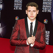 MON/Monaco/20140527 -World Music Awards 2014, Cris Cab