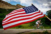 . Dag 5 av RAAM, Race Across America.