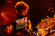 JEFF The Brotherhood performs at The House of Blues in Chicago, IL on November 19, 2012