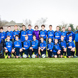 Steins Football Team, Nov 2014