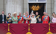 Prince George Attends 1st Trooping Colour