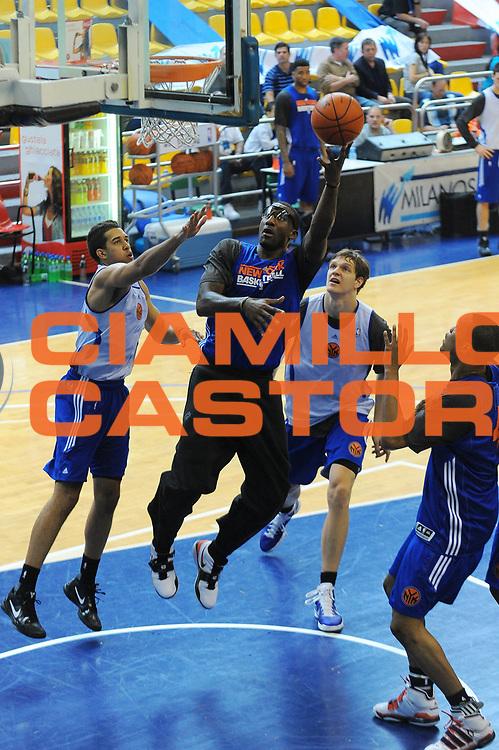 DESCRIZIONE :  Milano NBA EUROPE LIVE TOUR 2010 Allenamento PalaLido<br /> GIOCATORE : Amare Stoudemire<br /> SQUADRA : New York Knicks<br /> EVENTO : NBA EUROPE LIVE TOUR 2010  Allenamento PalaLido<br /> GARA :<br /> DATA : 01/10/2010<br /> CATEGORIA :<br /> SPORT : Pallacanestro<br /> AUTORE : Agenzia Ciamillo-Castoria/A.Dealberto<br /> GALLERIA : NBA EUROPE LIVE TOUR 2010<br /> FOTONOTIZIA : NBA EUROPE LIVE TOUR 2010 Allenamento PalaLido<br /> PREDEFINITA :