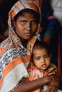 Mother & child, Bangladesh