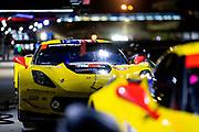 October 10-12, 2019: IMSA Weathertech Series, Petit Le Mans: #4 Corvette Racing Corvette C7.R, GTLM: Oliver Gavin, Tommy Milner, Marcel Fassler
