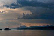 Liard River landscape images, Northwest Territories