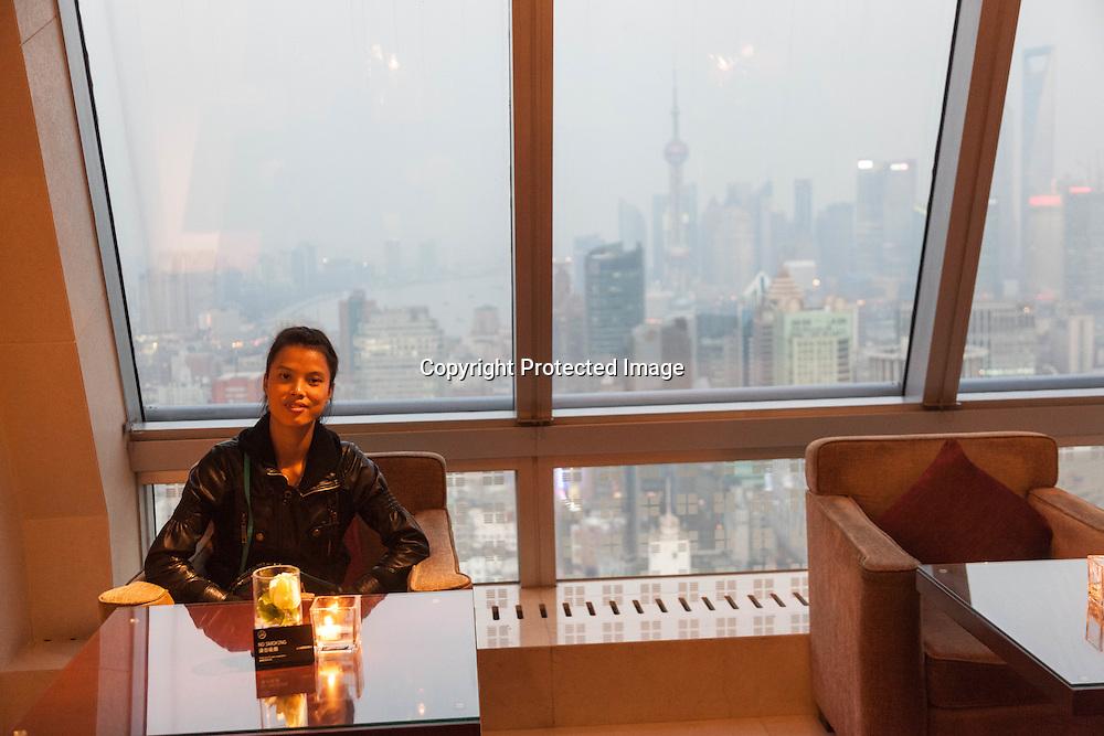China, Shanghai. the hotel meridien