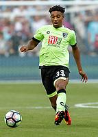 Football - 2016 / 2017 Premier League - West Ham United vs. AFC Bournemouth<br /> <br /> \Bournemouth's Jordon Ibe at The London Stadium.<br /> <br /> COLORSPORT/DANIEL BEARHAM