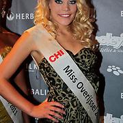NLD/Nijkerk/20110710 - Miss Nederland verkiezing 2011, Miss Overijssel Feike Huisman
